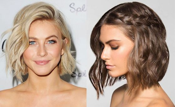 es genial si deseas usarlo para asistir a alguna fiesta o evento es un peinado bastante elegante para las chicas de cabello corto