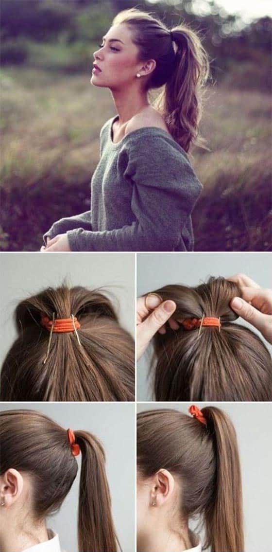 Las máscaras de la alheña los cabellos