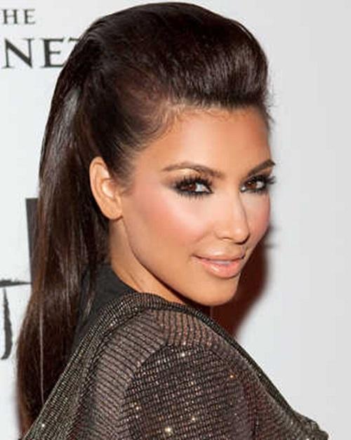 Hermosos peinados de noche que te har n lucir elegante - Peinados actuales de moda ...