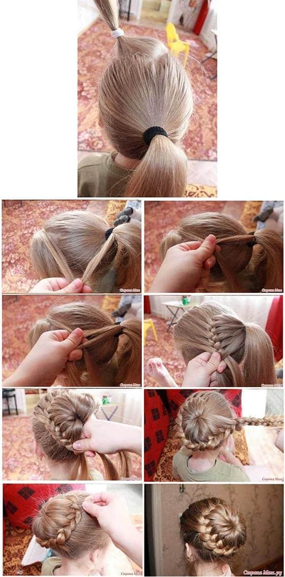 Modelos de peinados para hacer en casa