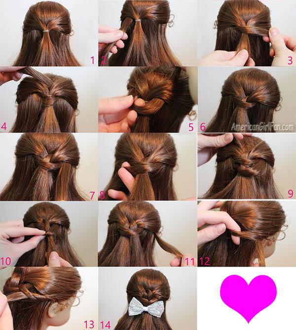 Otra buena opción son las diademas para las chicas, estas pueden servir para  cualquier estilo de peinado, y con cabello corto o largo.