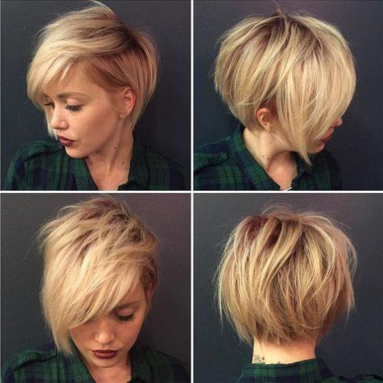 Peinados para cabello medio corto con trenzas