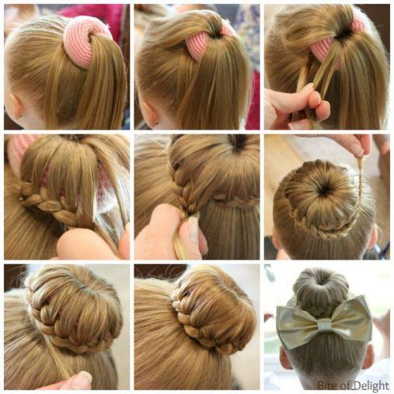 Peinados que crean vínculos