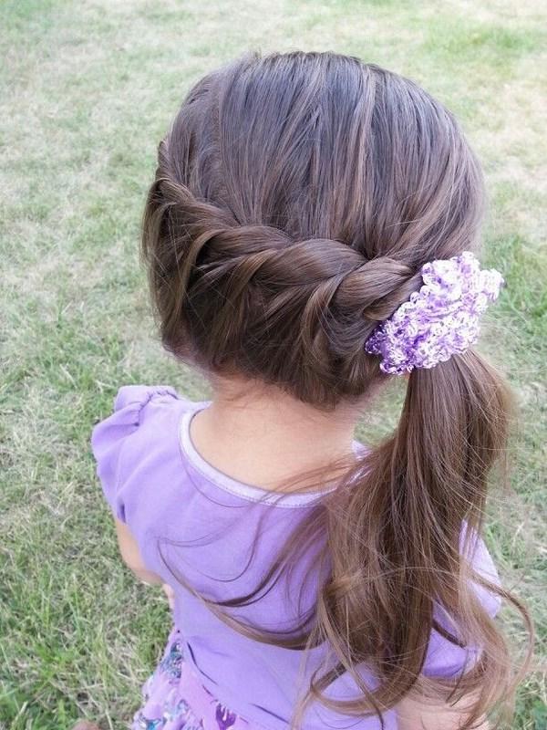 peinados facile para nias - Peinados De Ninas