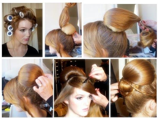 peinados para novia tutorial