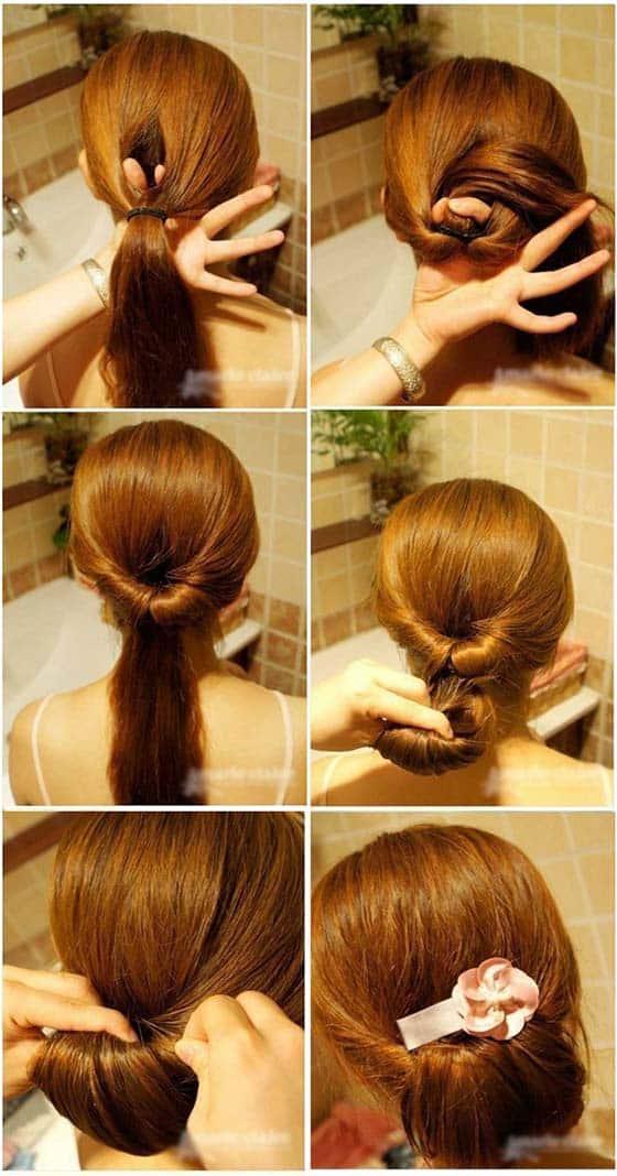 40 Peinados Para Ninas Faciles Y Rapidos Tutos Paso A Paso