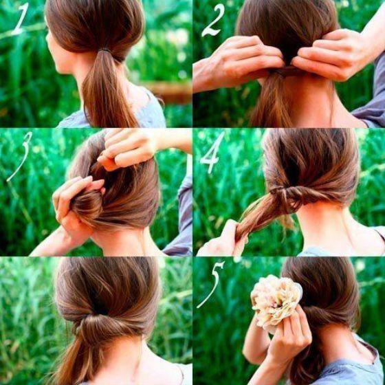 trenzas para el cabello de las niñas