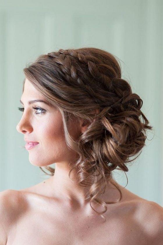 Hermosos peinados de novia ideales para la ocasi n especial for Recogidos altos para novias