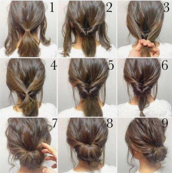 tutorial cabello corto