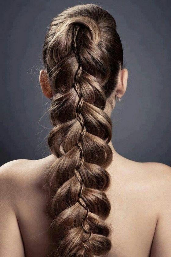 Peinados hermosos para eventos especiales
