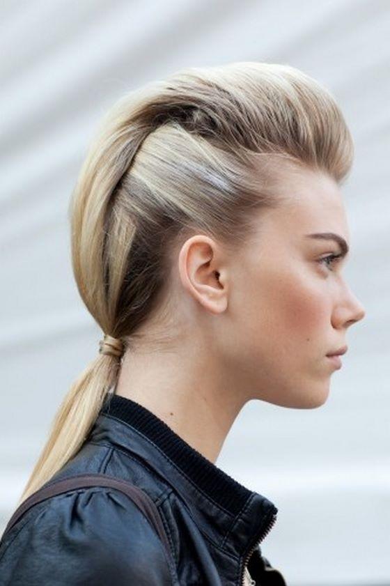 Si Te Gustan Los Peinados Rockeros Tienes Que Probarte Estos