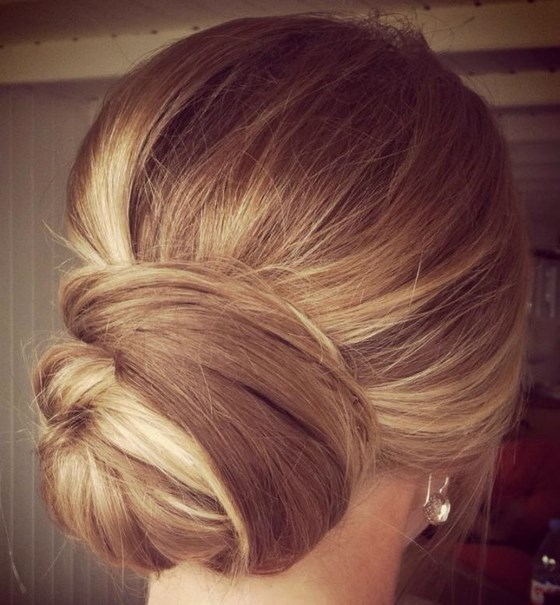 Peinados elegantes especiales para ocasiones especiales - Peinados faciles y elegantes ...