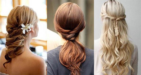 Peinados semirecogidos modelos y tutoriales paso a paso for Recogidos bonitos y sencillos