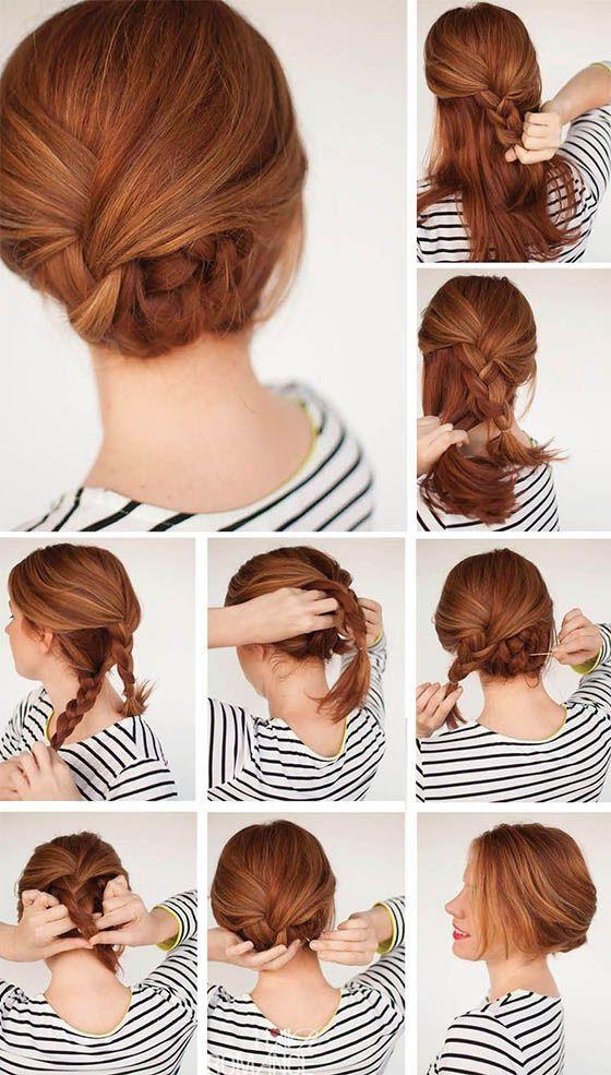 Peinados recogidos gala