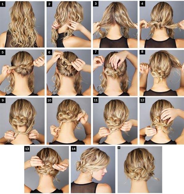 tutorial peinados rizados paso a paso