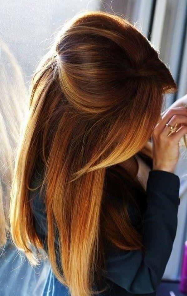 Cortes de pelo liso para mujer 2018