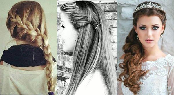 Peinados de fiesta para chicas jovenes