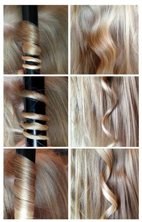 tipos de peinado con plancha
