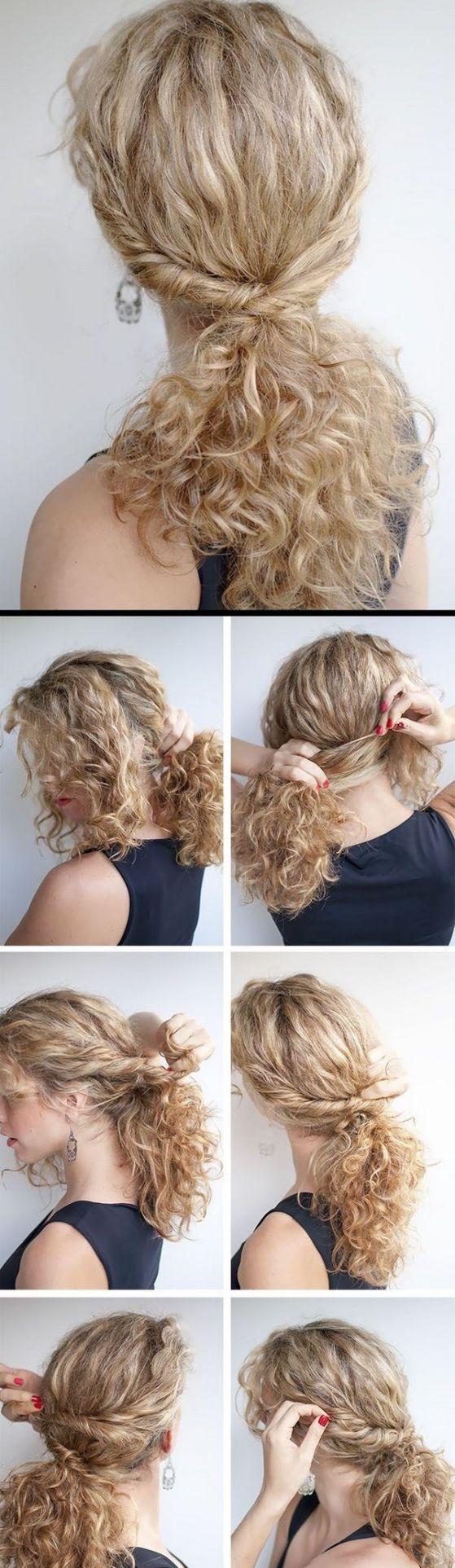 ondulado tutorial peinados