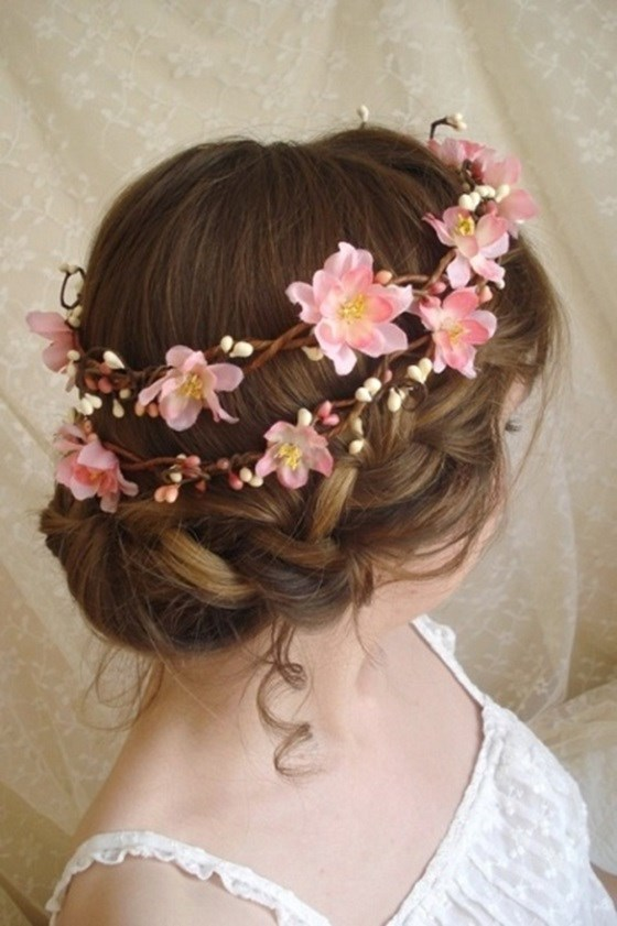 peinados elegantes recogidos