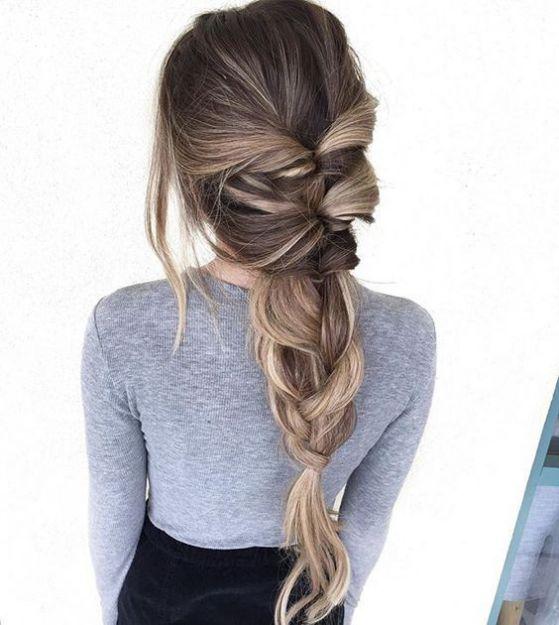 peinado moderno