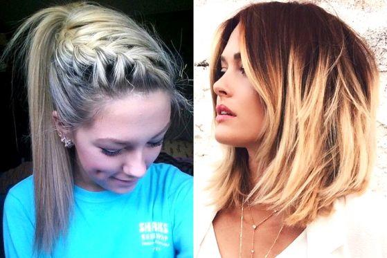 Peinados De Moda Y Nuevas Tendencias Para Diferentes Estilos De Cabello - Fotos-peinados-de-moda