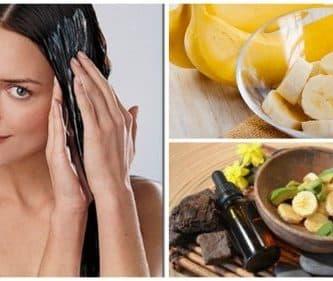 Las mejores mascarillas para el cabello con ingredientes naturales.