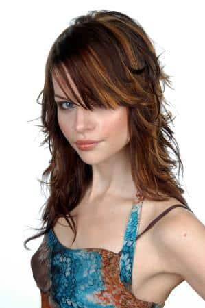 Cortes d cabello en capas degrafilado