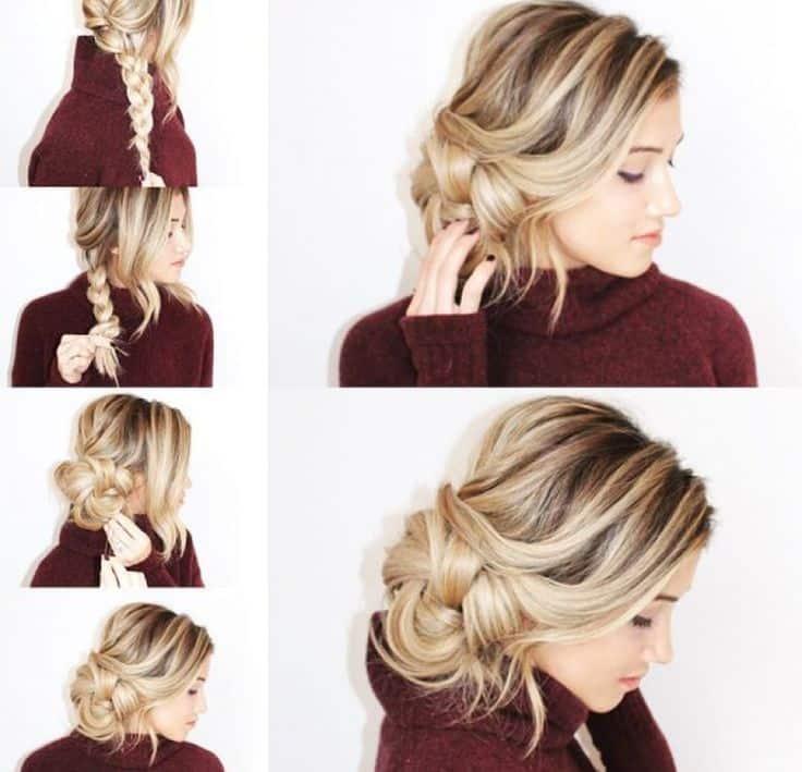 peinados de lado (2)