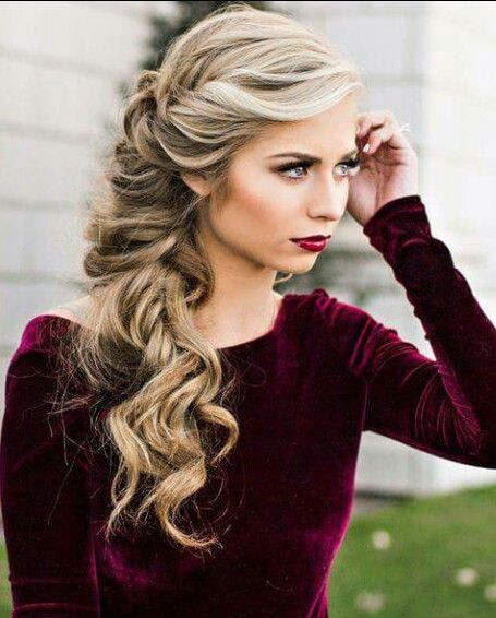 peinados de lado (5)