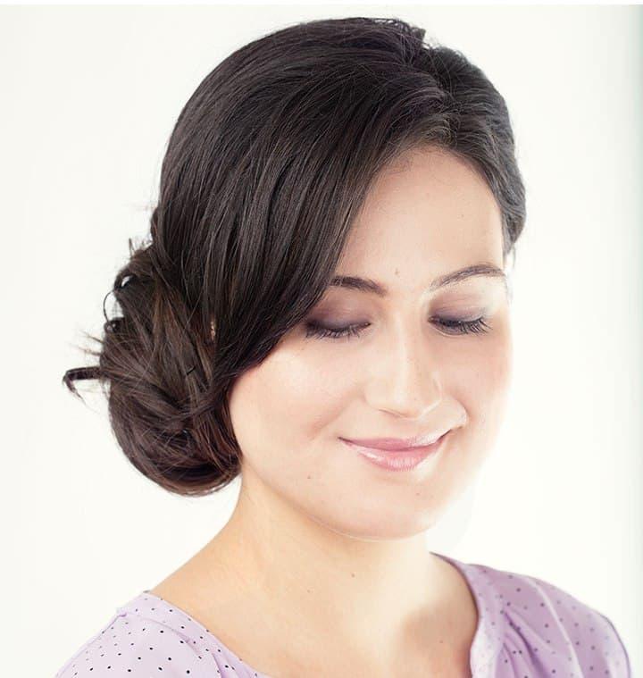 peinados de lado (9)