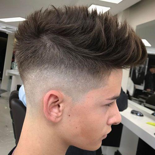 Cortes de pelo para hombres jovenes corto