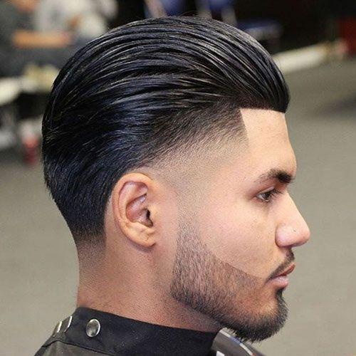 Corte de pelo Degradé o Fade