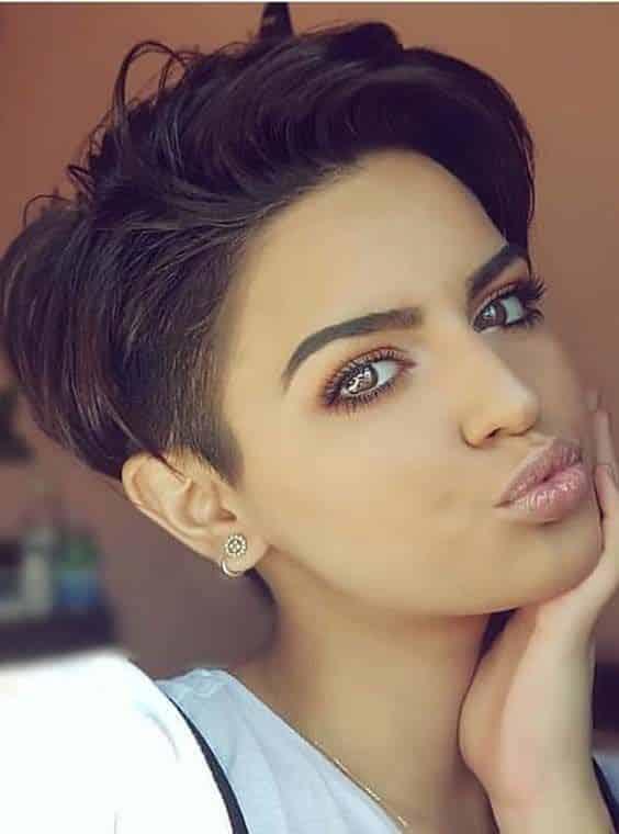 Fotos de corte pelo corto para mujeres