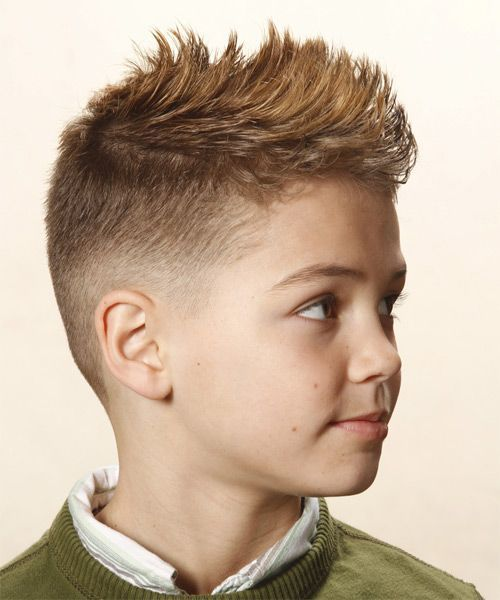 Cortes de cabello fade para nino