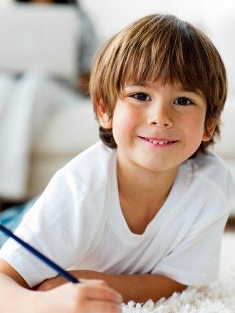 Cortes De Pelo Para Niños Cabello Lacio (2)