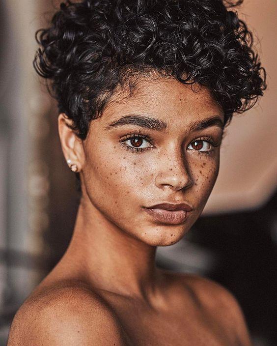 Peinados Pin Up Diferentes Estilos Y Formas Modernas De