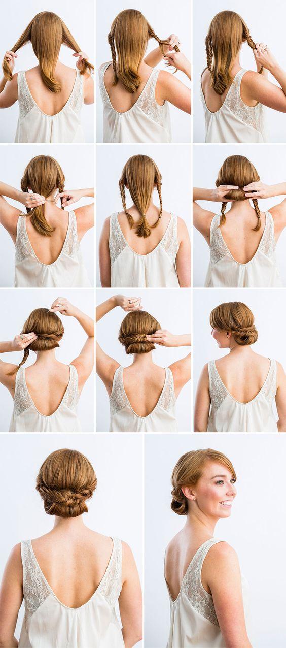 Peinados Recogidos Con Trenzas Faciles Y Sencillos (1)