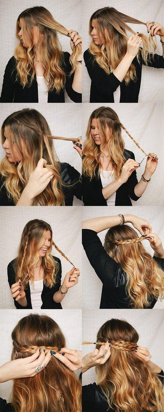 Peinados Recogidos Con Trenzas Faciles Y Sencillos (5)