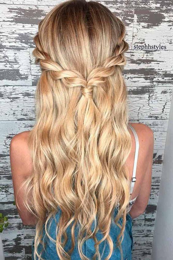 Peinados Recogidos Con Trenzas Faciles Y Sencillos (6)