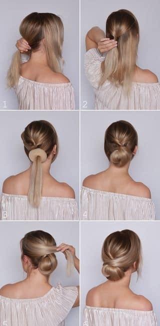 Peinados Recogidos Faciles Paso A Paso (3)