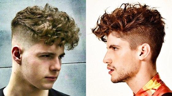 1. Peinados Para Cabello Crespo De Hombre