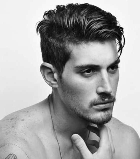 1. Peinados Para Hombres De Cabello Corto
