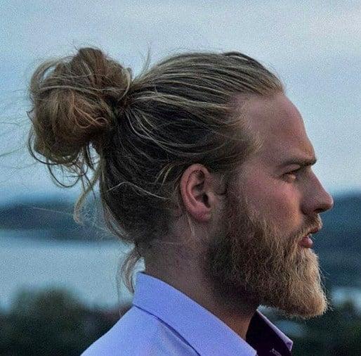 1. Peinados Para Hombres De Cabello Largo