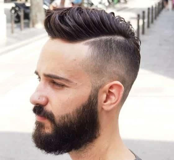 2. Peinados Modernos Para Hombres