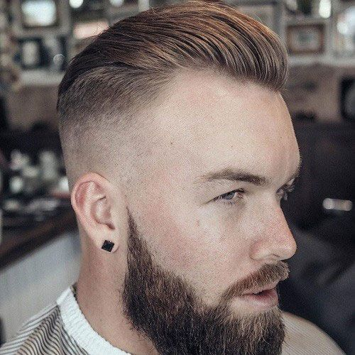 3. Peinados Para Hombres De Cabello Corto