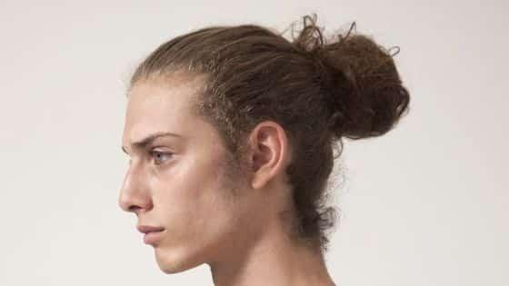 3. Peinados Para Hombres De Cabello Largo