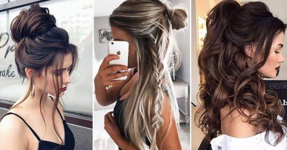 Peinados Fáciles Para Mujeres 1