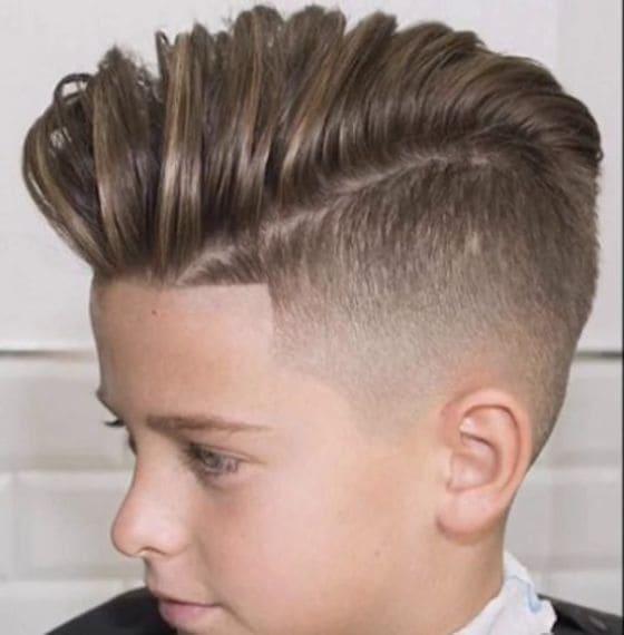 Peinados Modernos Para Niños 1