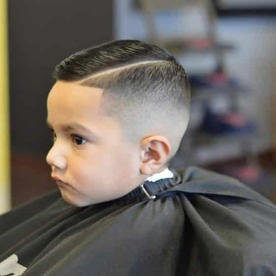 Peinados Modernos Para Niños 2